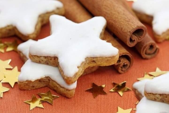 Biscoitos Simples de Natal