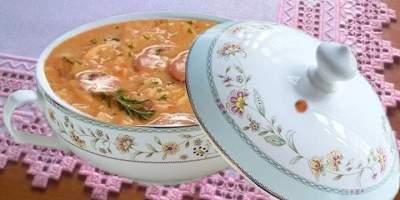 Cassoulet de Feijão com Linguiçã