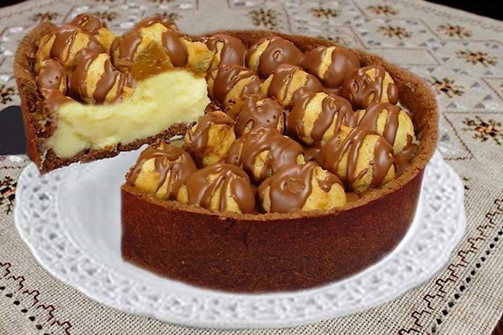 Torta Carolina