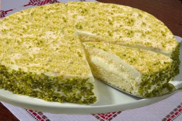 Torta de Caipirinha