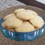 Biscoitos de Mel com Laranja