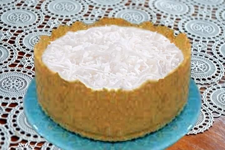 Torta dos Anjos