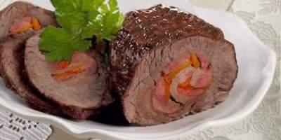 Carne Assada Recheada