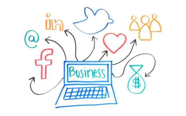 شبكات التواصل الاجتماعي للمتاجر الالكترونية