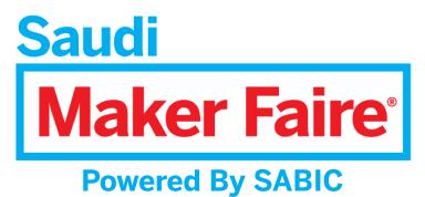 Maker Faire Saudi logo