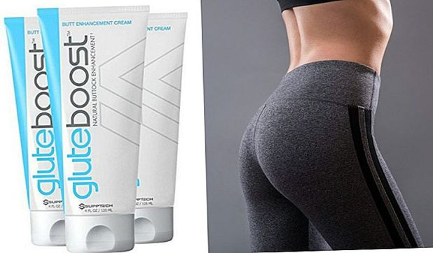 كريم تكبير الارداف الرائع Gluteboost Butt Enhancement