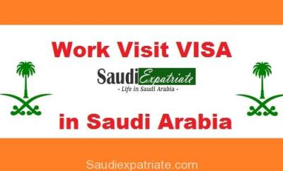 Apply for Saudi Work Visit Visa-SaudiExpatriate.com