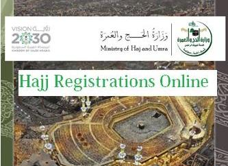 Hajj Registrations Open Online from 24th July-SaudiExpatriate.com