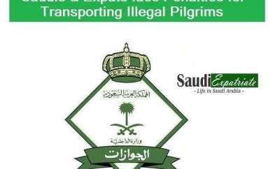 Saudi & Expatriates Face Penalties for Transporting Illegal Pilgrims-SaudiExpatriate.com