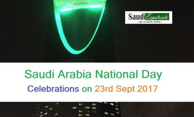 Saudi Arabia National Day Celebration on 23rd Sept 2017-SaudiExpatriate.com