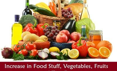 Increase in Food Stuff, Vegetables, Fruits & Taxi Fares-SaudiExpatriate.com