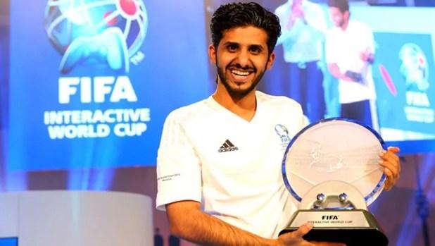 FIFA 15 Champion