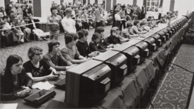 Space Invaders Championship 1980