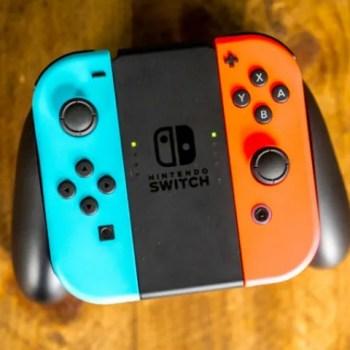 Switch نينتندو سويتش