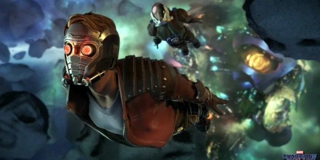 Guardians Of The Galaxy Telltale