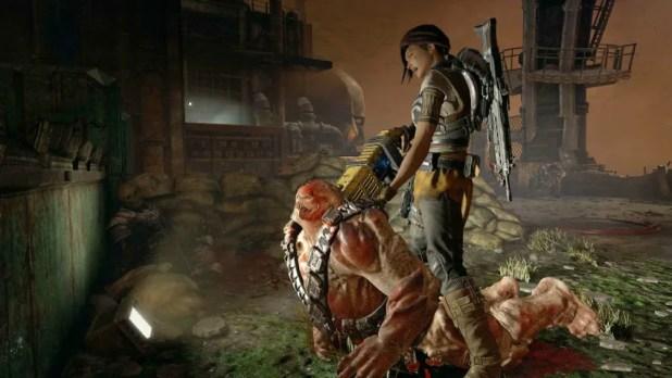 Gears of War 4 إكسبوكس ون