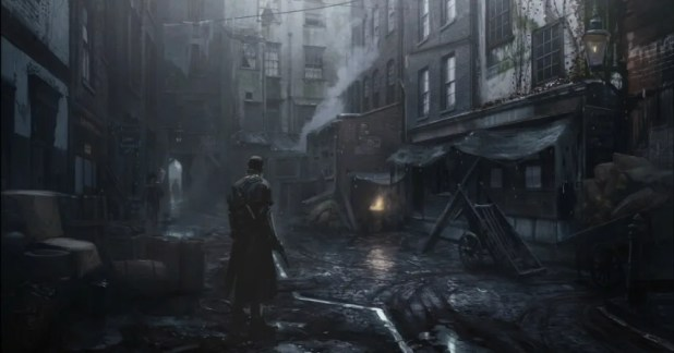 Ready At Dawn The Order: 1886