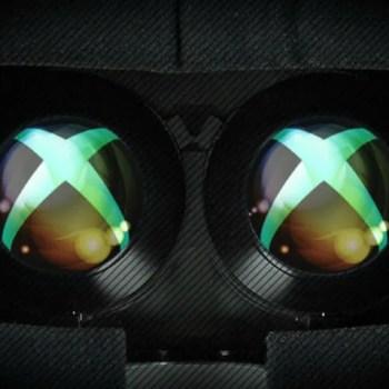 الواقع الافتراضي إكسبوكس ون