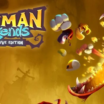 Rayman Legends: Definitive Edition سويتش