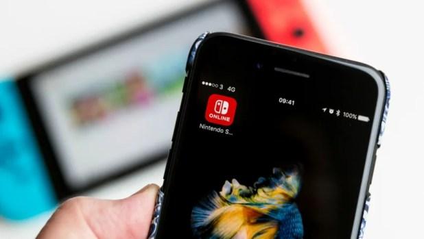Nintendo Switch app سويتش