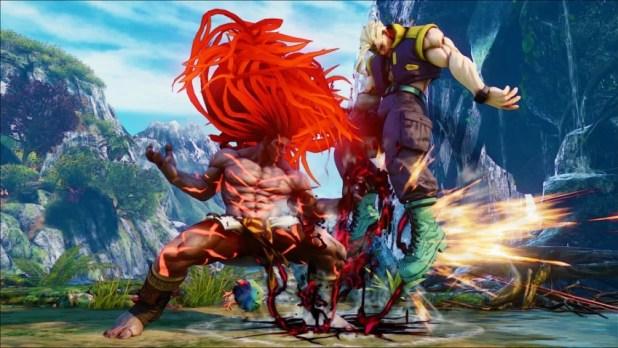 Street Fighter V Arcade Mode