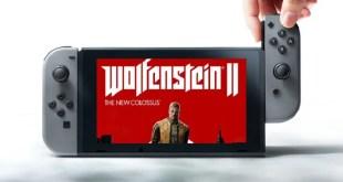 WolfensteinII: The New Colossus