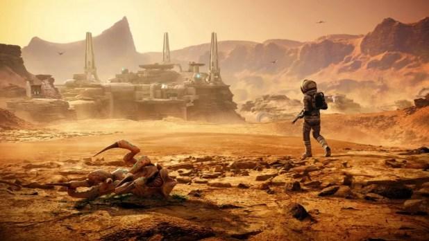 Far Cry 5 DLC 'Lost on Mars