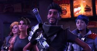 Unreal Engine Fortnite