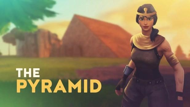 ثقافة مصر القديمة Fortnite egypt items