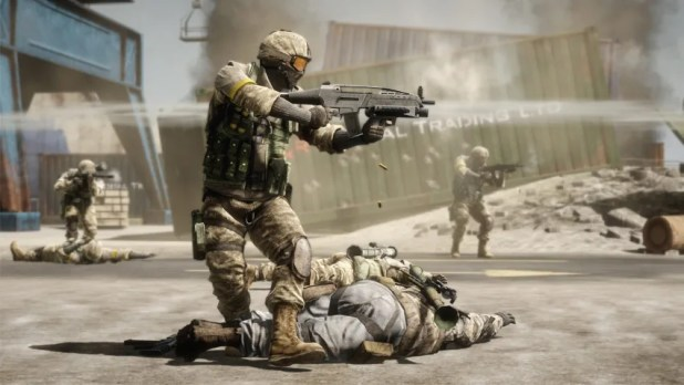 Battlefield V Battlefield 5 Bad Company 2 Remaster