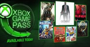 Xbox Game Pass أغسطس