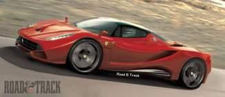 صورة توقعية من مجلة Road&Track