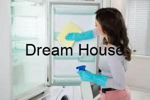 طريقة تنظيف الثلاجة من الداخل والخارج