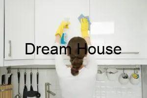طريقة تنظيف المطبخ وترتيبه بالصور