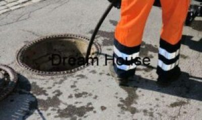 تسرب الماء تحت السيراميك
