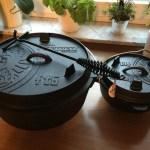 Dutch Oven Sauerlandgriller