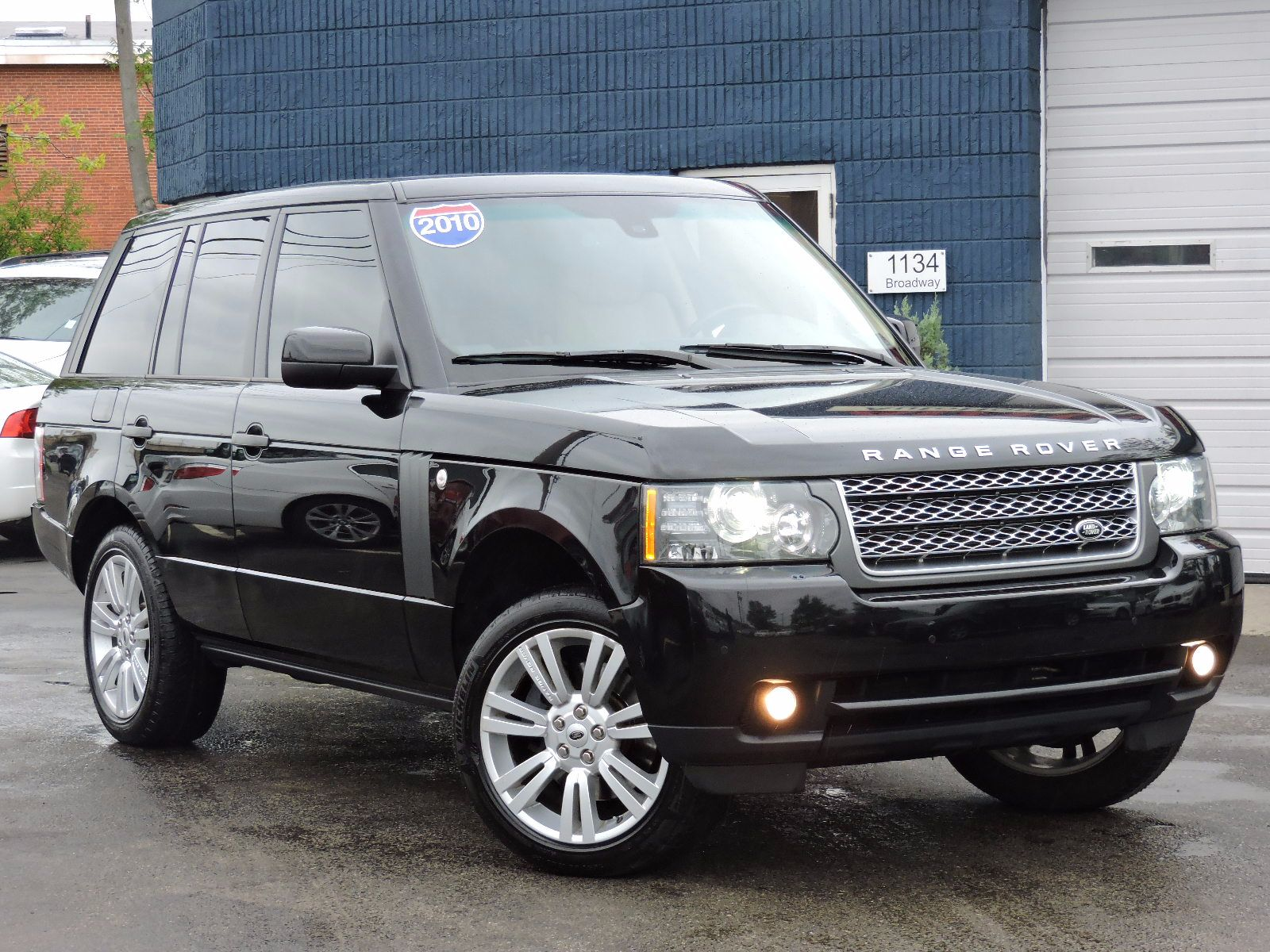 Used 2010 Land Rover Range Rover HSE LUX at Saugus Auto Mall