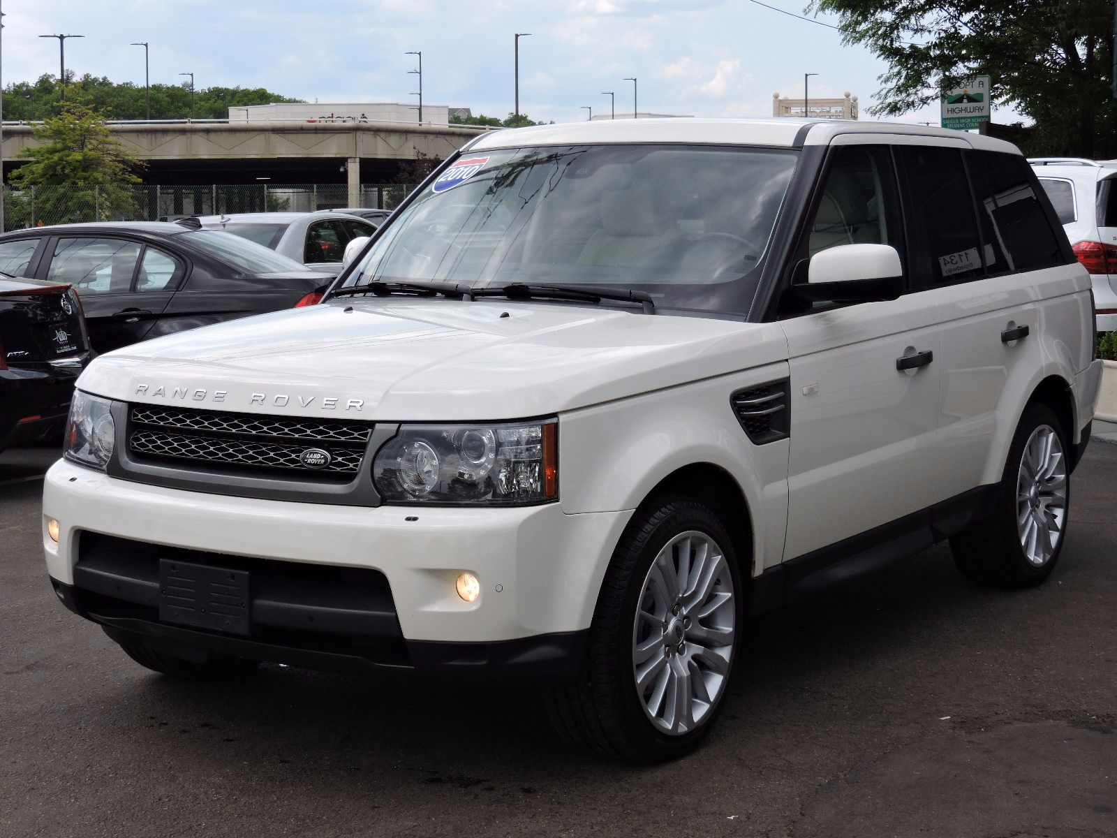Used 2010 Land Rover Range Rover Sport HSE LUX at Saugus Auto Mall