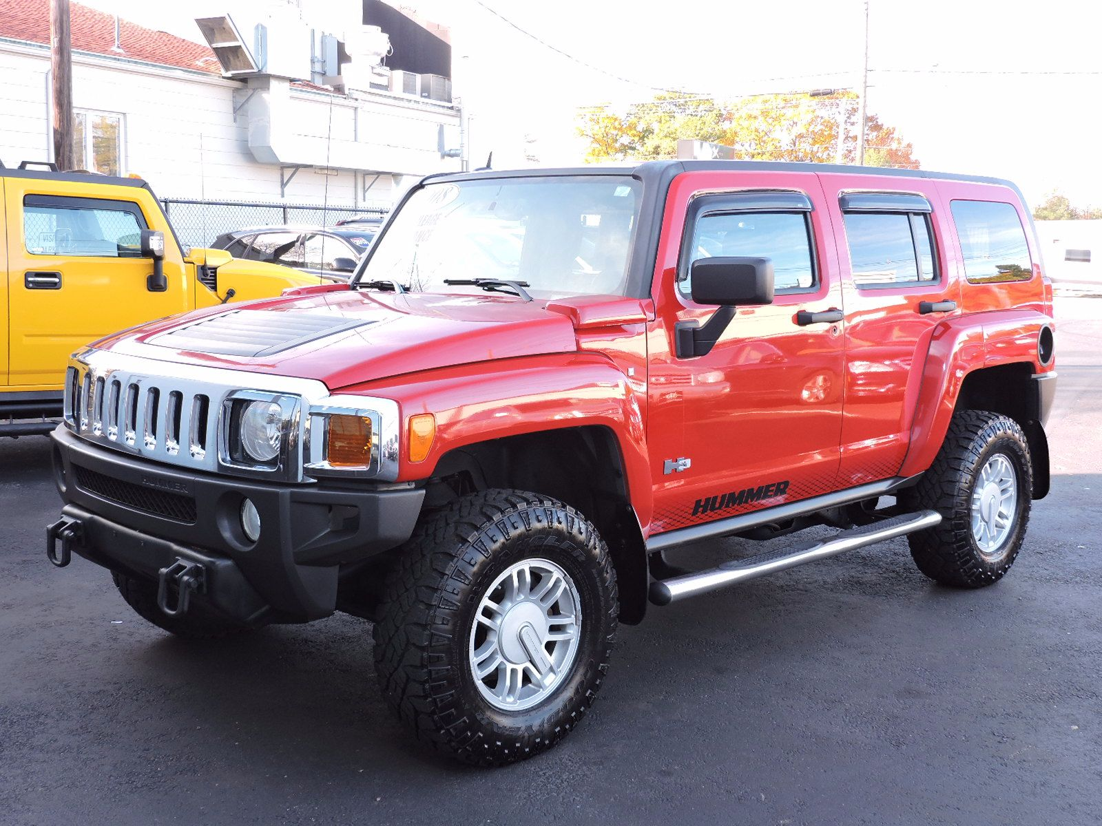 Used 2008 HUMMER H3 SUV at Saugus Auto Mall