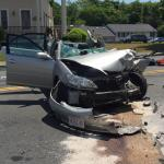 Saugus Police Investigating Essex Street Crash