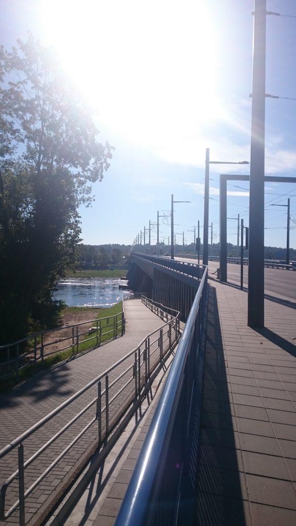 09:53 Iš to energingumo Panemunės tiltas vos nelieka nuskriaustas ir nenufotografuotas