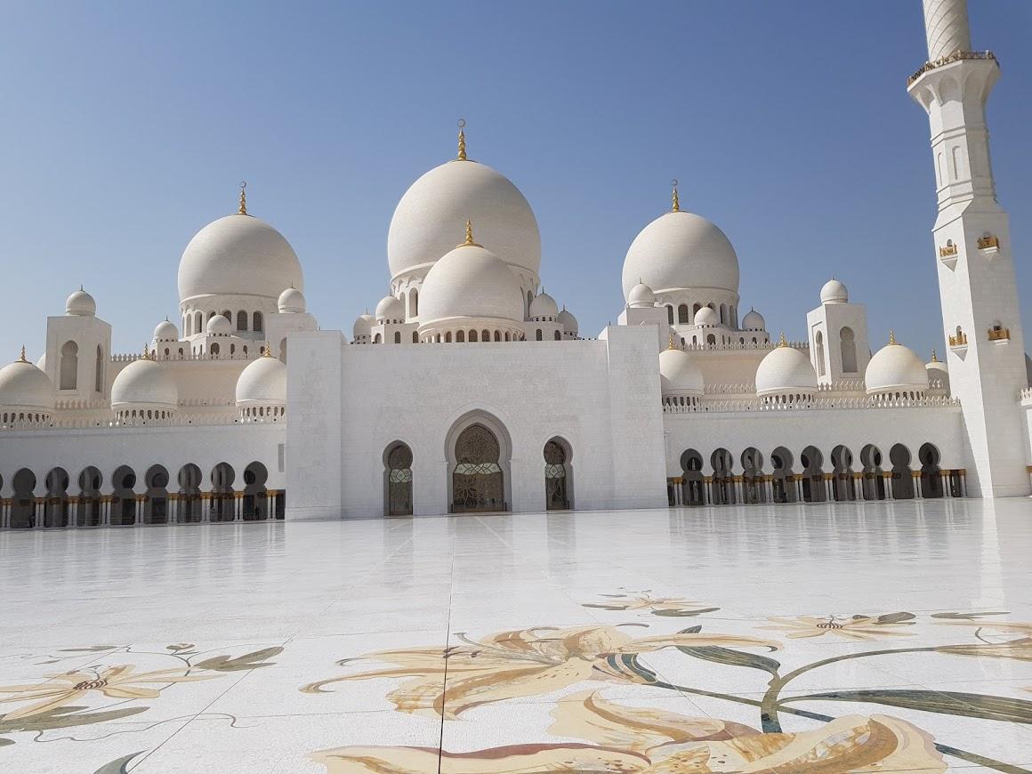 Didingoji Zaido mečetė