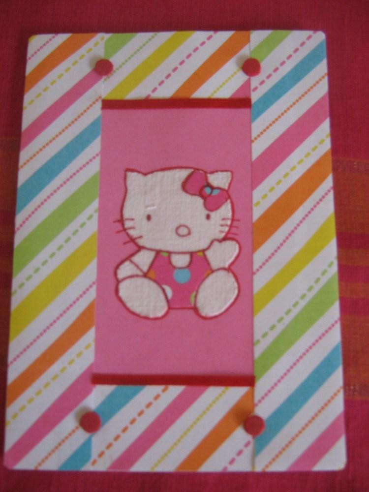 Cards using Fabric (4/6)