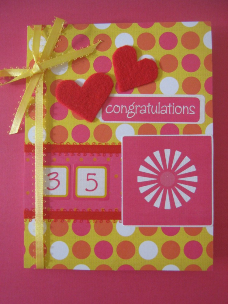 Marriage Anniversary Cards (2/3)