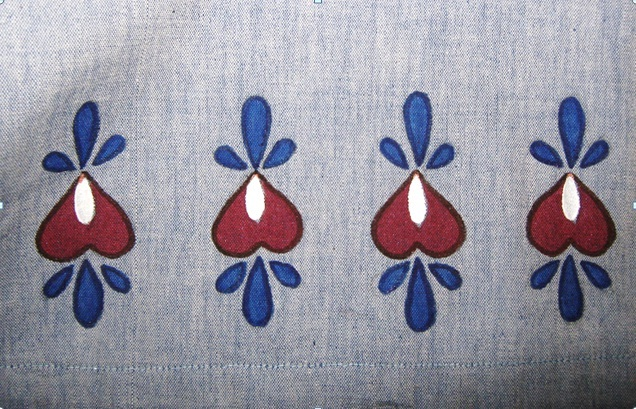 Fabric Painting on Kurtas (2/6)