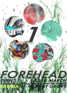 FOREHEAD 1 - Group Show