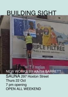 Building Sight - Katia Barratt