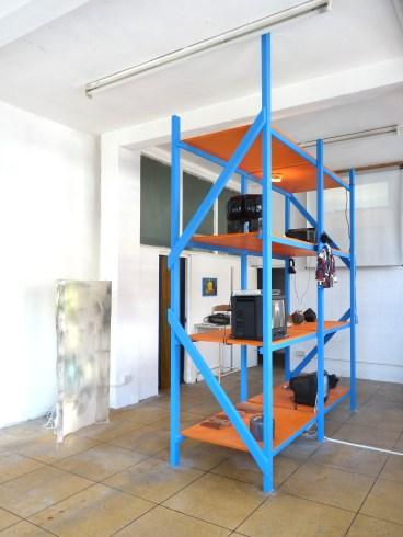 FOREHEAD 1 - Installation Shot