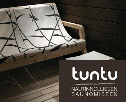 Tuntu- nautinnolliseen saunomiseen