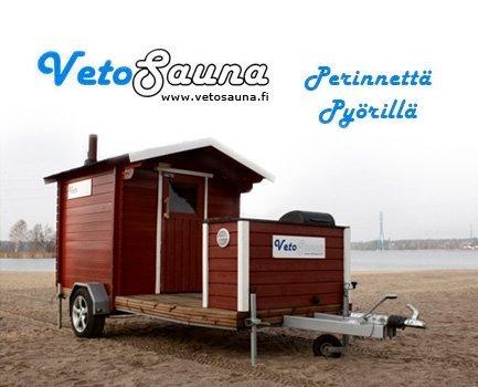 Vetosauna